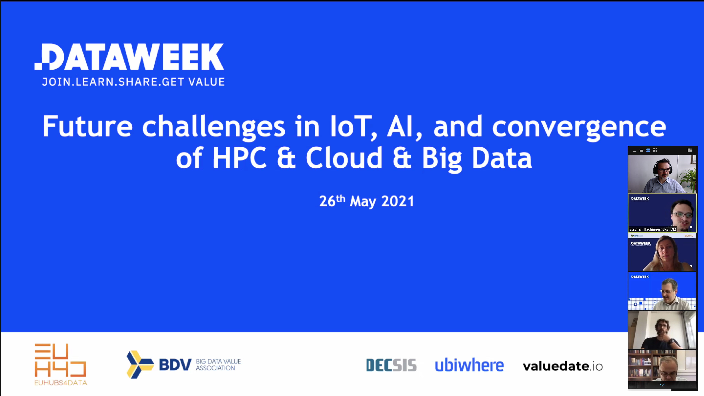 BDVA Dataweek